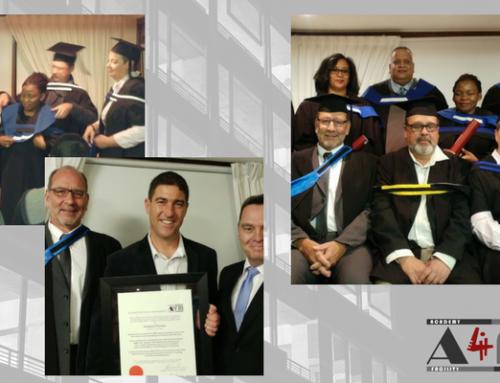 Celebrating our Cape Town graduates