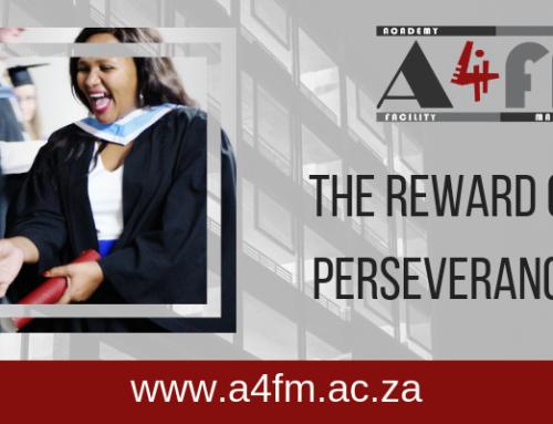The reward of perseverance