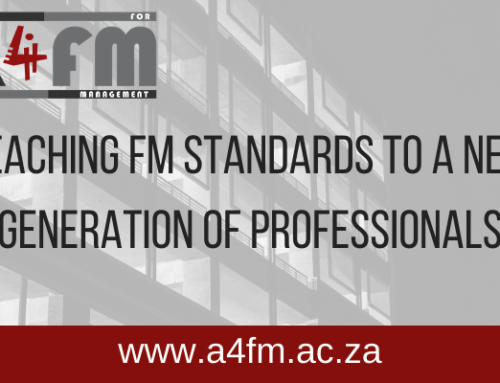 Teaching FM Standards to a new generation of professionals